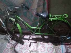 Ladies cycle,2 year old,very good condition no problems at all,