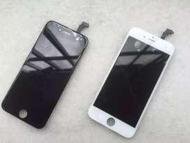 Lcd iphone 6g + pasang