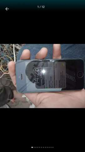 I phone 5 mint condition hai xchange with gud sets