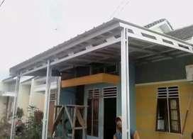 Kanopi baja ringan atap spandek