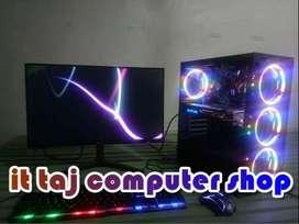 I5 CPU+LED+KB+MOUSE+W10+WRTY+DEALER PRICE AT 11200//JATRA DHAMAKA