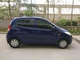 Automatic Hyundai i10 2008 Petrol 42000 Km Driven