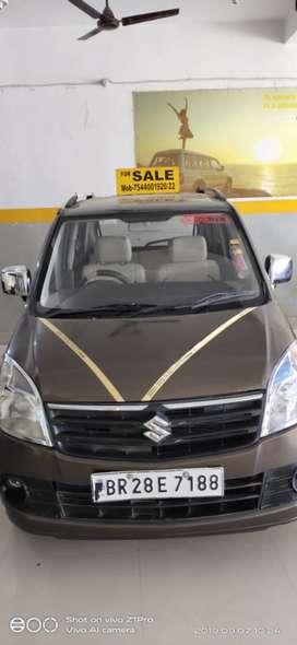 Maruti Suzuki Wagon R, 2012, Petrol