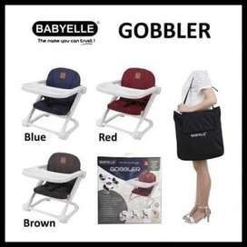 Gobbler babyelle anak