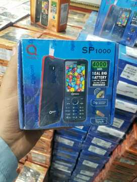 Pin pack 1year warranty PTA approved(Qmobile e1000party