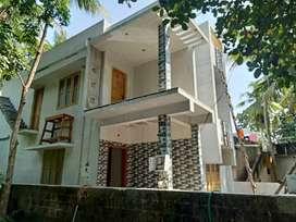 New 3bhk chanthavila kazhakuttam main road 150mtr