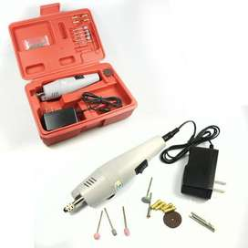 Mini Electric PCB Drill Machine, Hand Drill Driver Rotary Set Kit