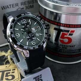 Jam Import Pria T5 H3450 Original