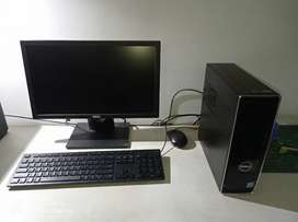 Dhamaka Ramzan Just 12000 Core i5,4th Generation Desktop With Led Set