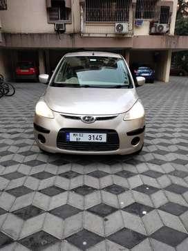 Hyundai i10 Sportz AT, 2010, Petrol