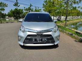 Dp 7 jt.! Kredit murah Toyota Calya G matic 2016 new look.!!