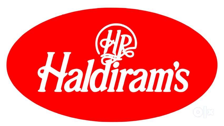 Jobs Hiring for Haldiram Company coll -961 ,6017, 503 0