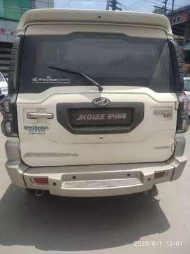 Mahindra Scorpio 2017 Diesel 48500 Km Driven