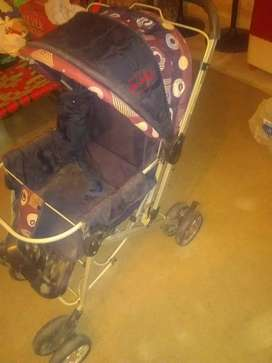 Baby trolley