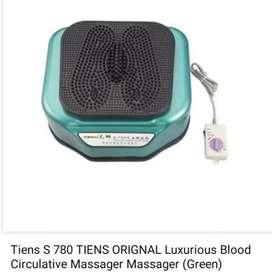 Luxurious blood circulative massager