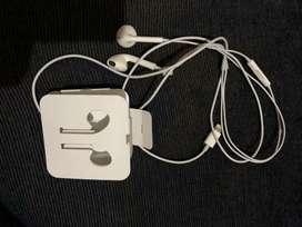 Headset iPhone xs max original