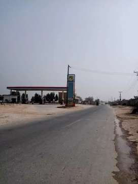 Plot for sale on northern bypass road bahawalpur.Nearby civil hospital