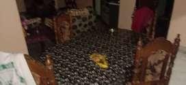 4 pcs set dining table
