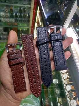 Tali kulit jam tangan berkualitas