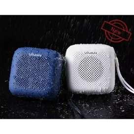 Cus freeongkir spiker speaker bluetooth vivan vs1 antiair suara jernih