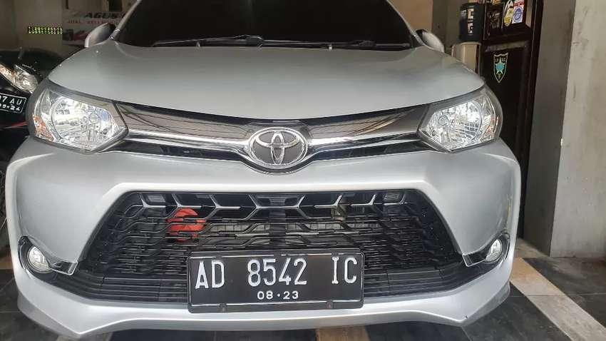 Toyota Avansa Veloz 1.3 matic 2016 0