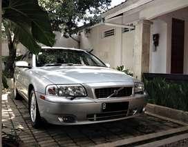 Volvo / s80 / 2.3 Turbo / Silver / Automatic / 2005