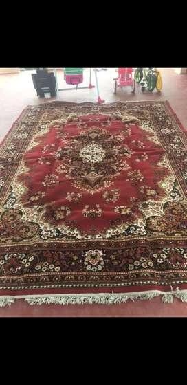 Carpet... jaipur design.. rarely used