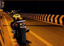 infinity 150cc Cafe Racer Bike Hi speed lush and jenuine condition