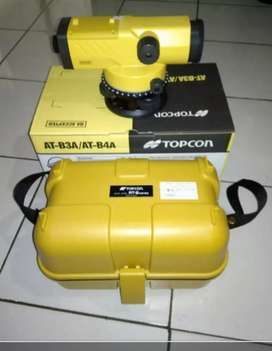 New Topcon Model ATB4 Auto level Total station