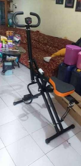 Power Rider Alat Olahraga Pembentuk Otot Betis