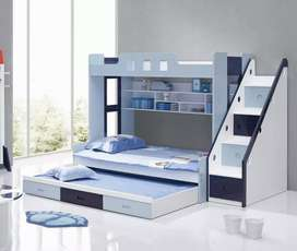 Bunk bed plzzz check pics bunker