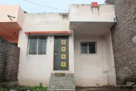 NA 45 - 1 BHK row house on sell beed bypass