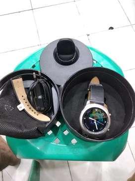 Samsung Galaxy watch S3 Classic Full set Garansi sein