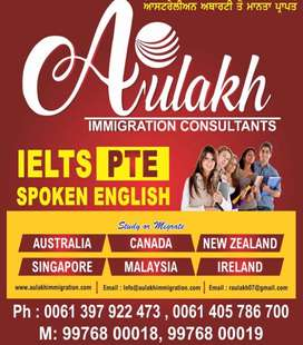 IELTS & PTE Trainers