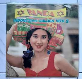 Laser Disc - Vanda Karaoke - Indonesian Golden Hits (1996)