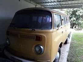 VW Combi Original 1981 Tangan 1