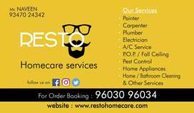 Resto home care services
