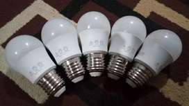 5 pcs Lampu led 3 watt