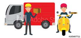 Ven delivery  boy job  mulund location