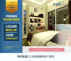 Apartemen The Palace Yogyakarta 1011 dekat wisata terkenal