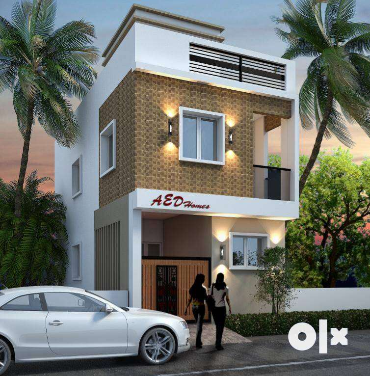3 BHK for sale@Poonamalle-CMDA Approved