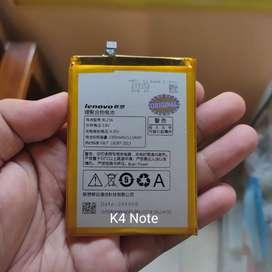 Baterai Lenovo K4 Note Dan X2 Vibe