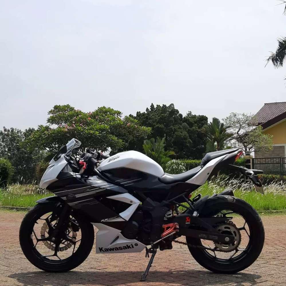 Ninja 250 Mono ABS / Ninja 250sl ABS / RR Mono ABS bisa tt