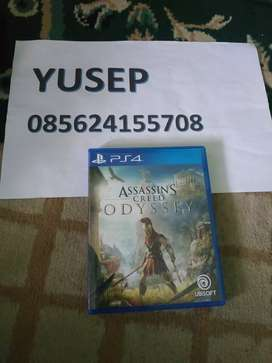 BD PS4 Assassin's Creed Odyssey reg 3