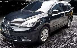 Nissan Grand Livina XV Automatik 2013 Plat AB Kondisi Istimewa Terawat