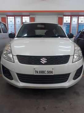 Maruti Suzuki Swift LDi BS-IV, 2017, Diesel