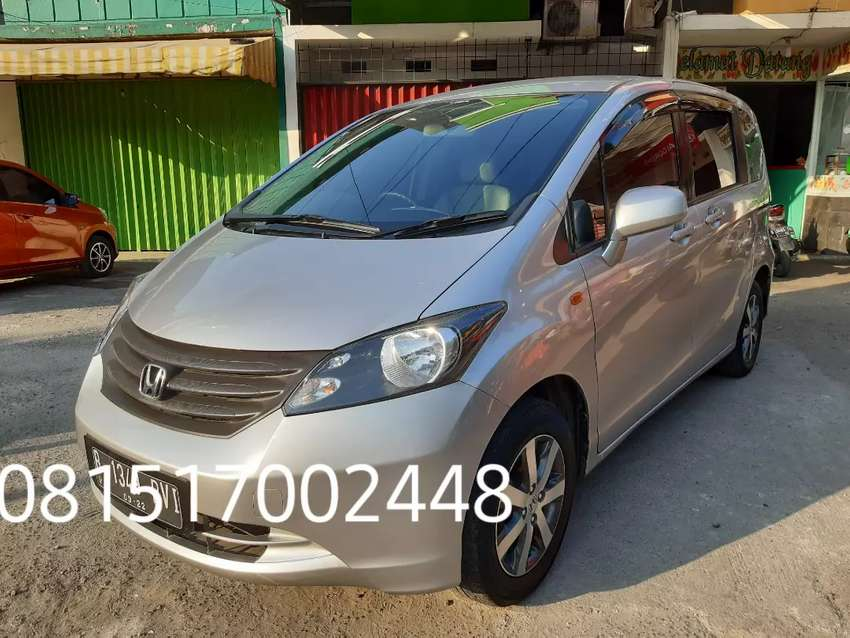 Honda feed SD 2011 cash 116jt 0