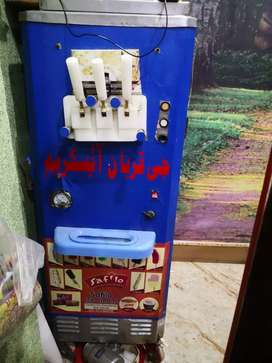 Ice cream machine in perfect condition only 80000pkr