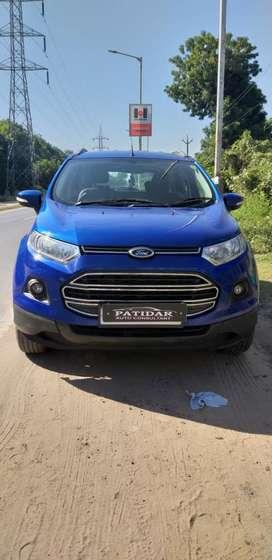 Ford Ecosport EcoSport Titanium Plus BE 1.5 TDCi, 2013, Diesel
