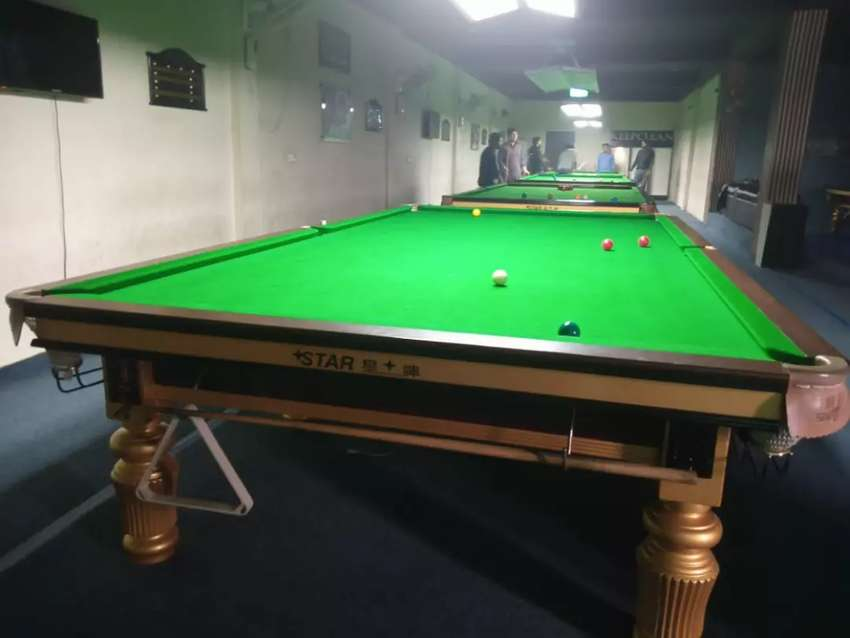 Snooker club for sale 0